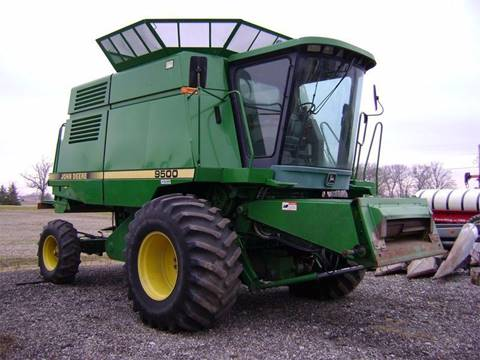 1990 John Deere 9500 for sale in Orient OH