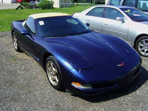 2000 Chevrolet Corvette for sale in Commercial Point OH