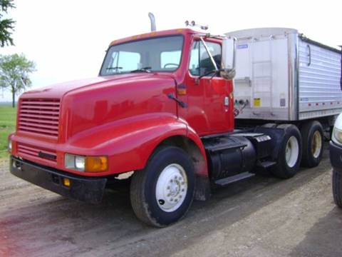 1997 International 8200 for sale in Orient OH