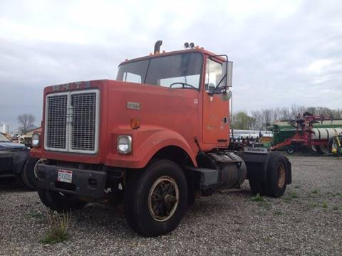 1982 Volvo Road Boss for sale in Orient OH