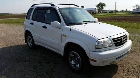 2002 Suzuki Grand Vitara for sale in Orient, OH