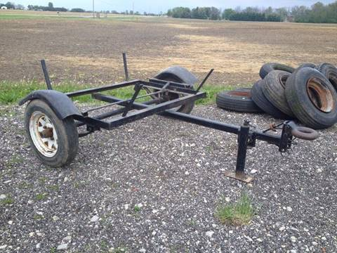 Pintle Utility Trailer for sale in Orient OH