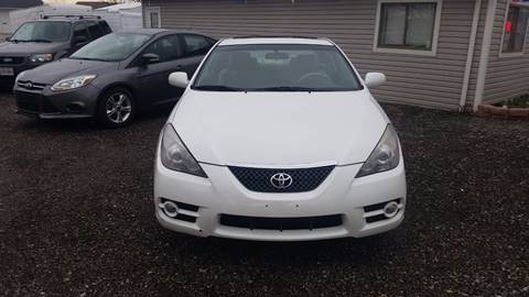 2008 Toyota Camry Solara for sale in Commercial Point OH