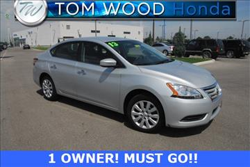 2013 Nissan Sentra for sale in Anderson, IN