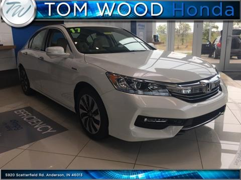 2017 Honda Accord Hybrid for sale in Anderson, IN