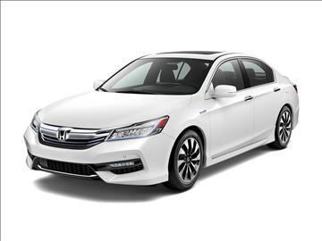 2017 Honda Accord Hybrid for sale in Anderson, IN