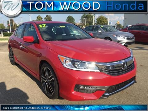 2017 Honda Accord for sale in Anderson, IN