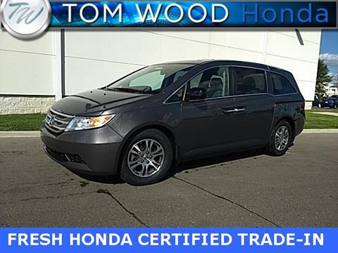 2013 Honda Odyssey for sale in Anderson, IN