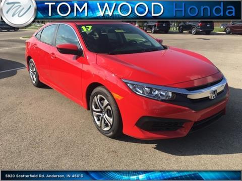 2017 Honda Civic for sale in Anderson, IN