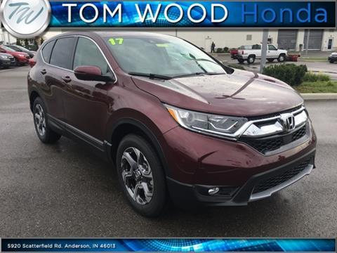 2017 Honda CR-V for sale in Anderson, IN