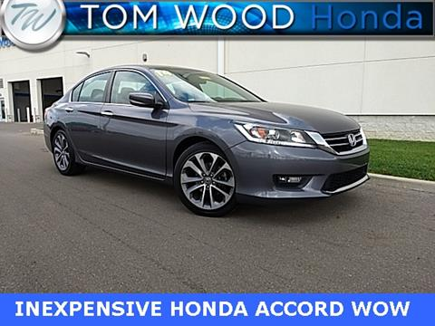 2014 Honda Accord for sale in Anderson, IN
