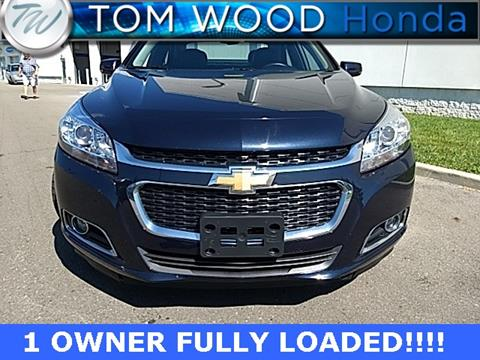 2016 Chevrolet Malibu Limited for sale in Anderson, IN