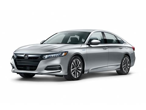 2019 Honda Accord Hybrid for sale in Anderson, IN