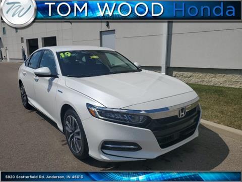 2019 Honda Accord Hybrid for sale in Anderson, IN