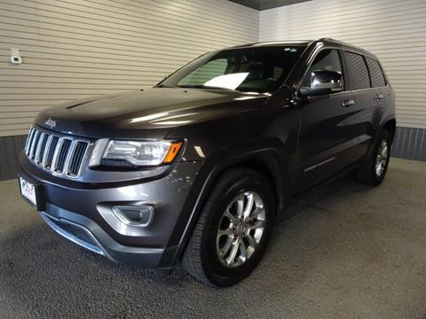 2014 Jeep Grand Cherokee for sale in Lubbock, TX