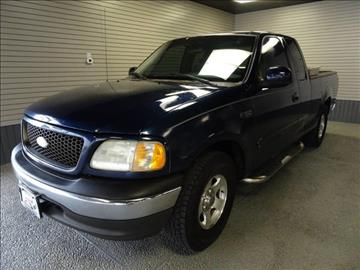 2002 Ford F-150 for sale in Lubbock, TX