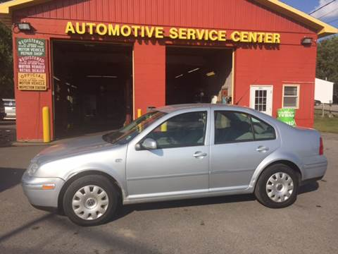 2004 Volkswagen Jetta for sale in Marcy, NY