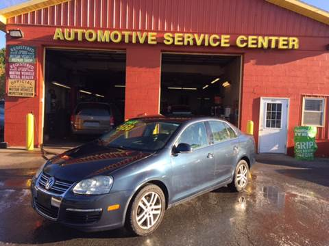 2006 Volkswagen Jetta for sale in Marcy NY