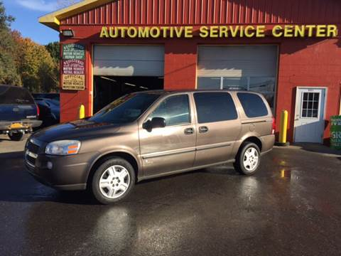 2008 Chevrolet Uplander for sale in Marcy, NY