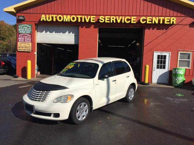 2006 Chrysler PT Cruiser for sale at ASC Auto Sales in Marcy NY