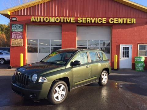 2008 Jeep Compass for sale at ASC Auto Sales in Marcy NY