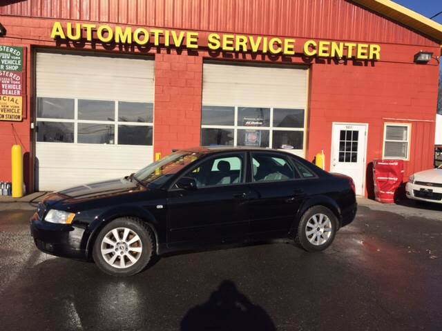 2003 Audi A4 for sale at ASC Auto Sales in Marcy NY