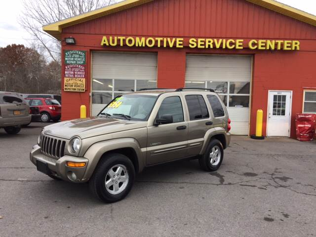 2004 Jeep Liberty Limited 4WD 4dr SUV   Marcy NY