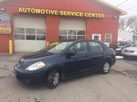 2009 Nissan Versa for sale at ASC Auto Sales in Marcy NY