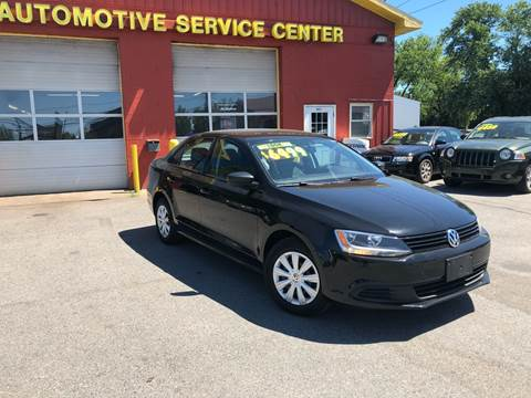 2013 Volkswagen Jetta for sale at ASC Auto Sales in Marcy NY