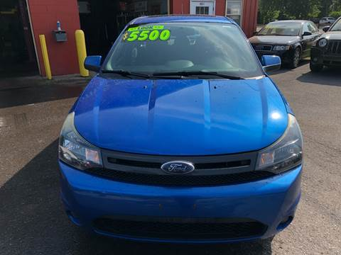2010 Ford Focus for sale at ASC Auto Sales in Marcy NY