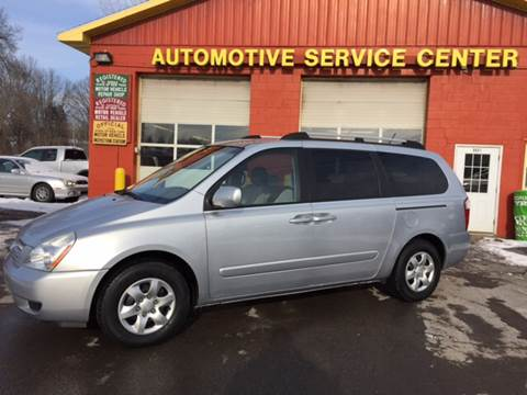 2009 Kia Sedona for sale in Marcy NY