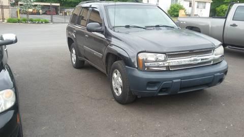 2003 Chevrolet TrailBlazer for sale in Bristol, PA