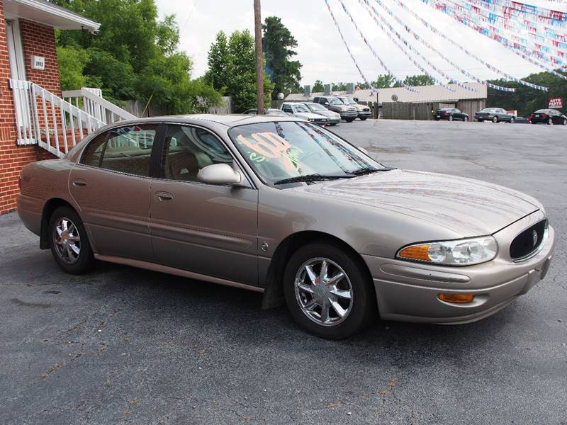 Used 2003 Buick LeSabre for sale - Pricing