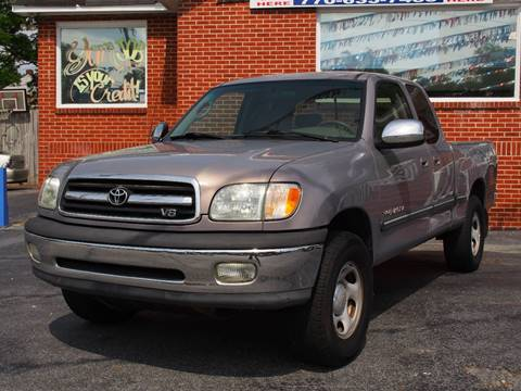 2002 Toyota Tundra for sale in Austell, GA