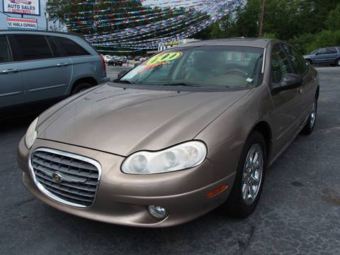 1999 Chrysler LHS for sale in Austell, GA