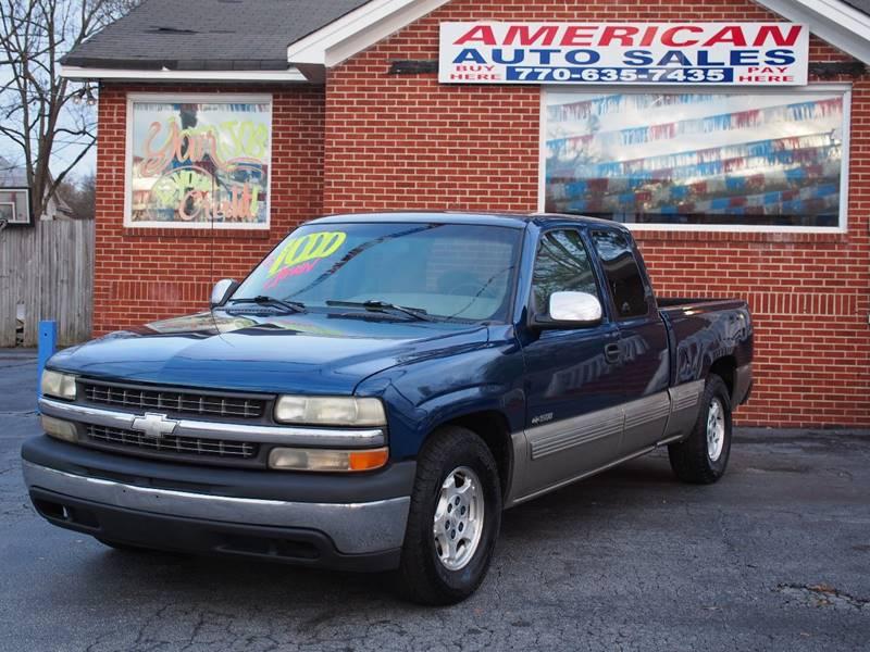 AMERICAN AUTO SALES LLC - Used Cars - Austell GA Dealer