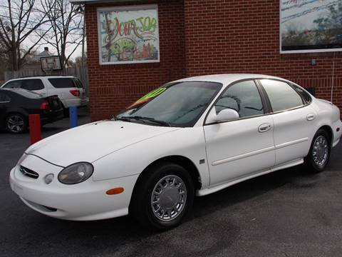 1998 Ford Taurus for sale in Austell, GA