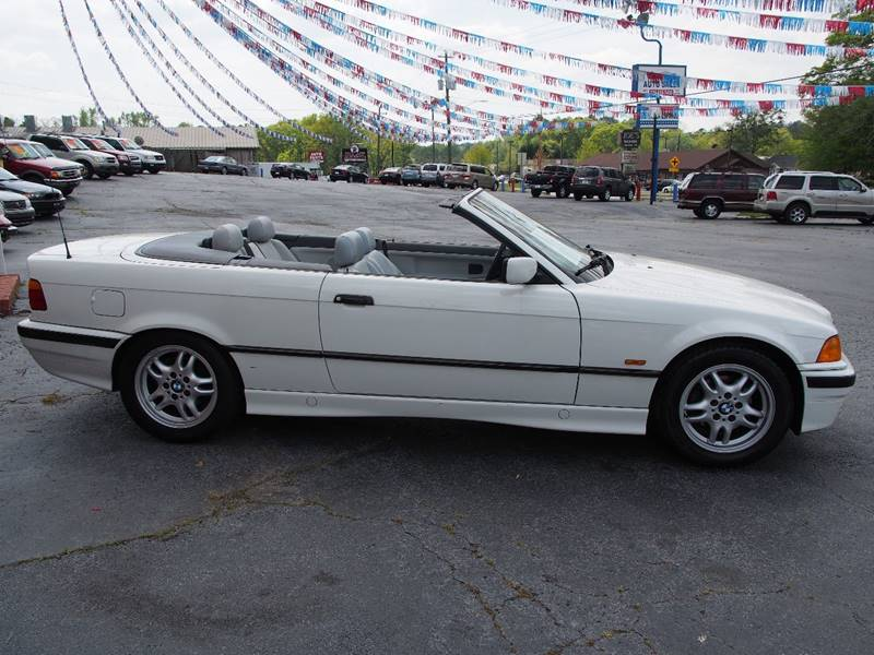 1997 Bmw 3 Series 328i 2dr Convertible In Austell GA  AMERICAN