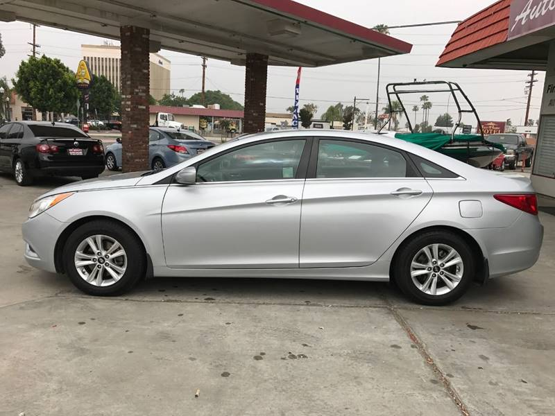 2012 Hyundai Sonata for sale at Top Quality Auto Sales in Redlands CA