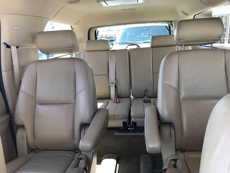 2010 Cadillac Escalade ESV for sale at Top Quality Auto Sales in Redlands CA