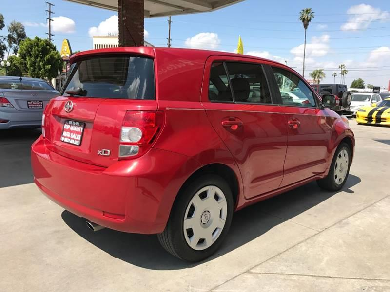 2009 Scion xD for sale at Top Quality Auto Sales in Redlands CA