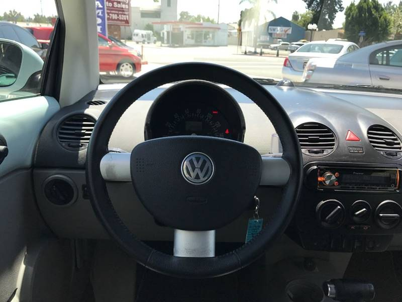 2005 Volkswagen New Beetle for sale at Top Quality Auto Sales in Redlands CA
