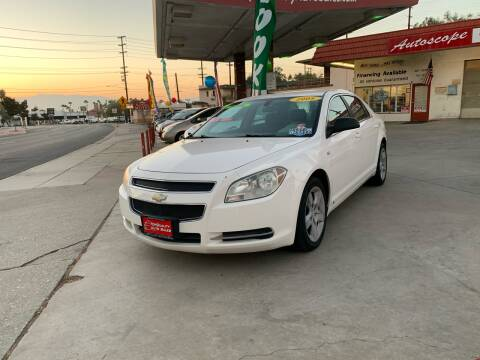 2008 Chevrolet Malibu for sale at Top Quality Auto Sales in Redlands CA