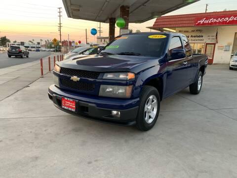2010 Chevrolet Colorado for sale at Top Quality Auto Sales in Redlands CA
