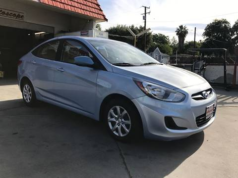 2014 Hyundai Accent for sale at Top Quality Auto Sales in Redlands CA
