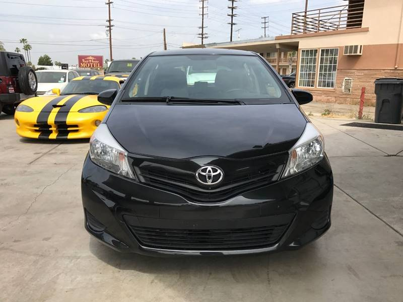 2013 Toyota Yaris for sale at Top Quality Auto Sales in Redlands CA