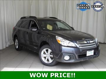 2013 Subaru Outback for sale in Lansing, IL