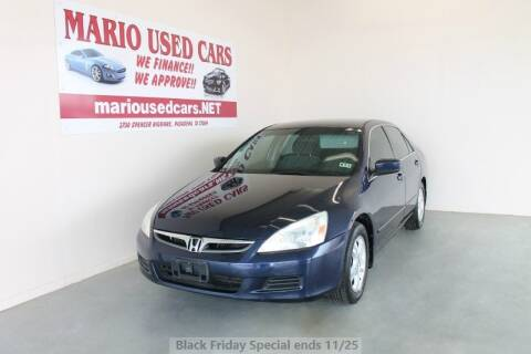 2006 Honda Accord for sale in Pasadena, TX