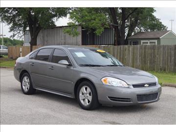 2009 Chevrolet Impala for sale in Pasadena, TX
