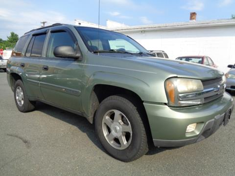 2003 Chevrolet TrailBlazer for sale in Purcellville, VA